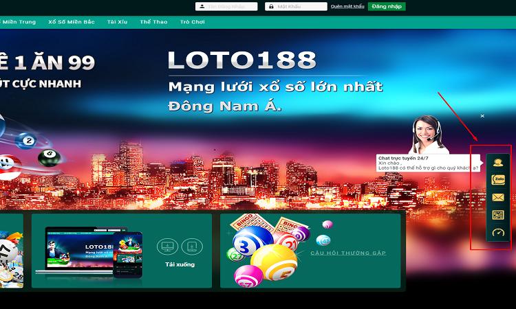Trang web cá cược bóng đá Loto188