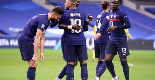 Phong độ ổn định của các cầu thủ Pháp